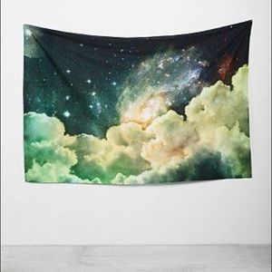 Urban Outfitters magical thinking cosmos tapestry